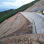 Автодорога Цхнети – Самадло, Грузия. Инженерная защита территории