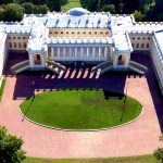 Александровский дворец Санкт‑Петербург, г. Пушкин, ул. Садовая, 7. Реконструкция с целью приспособления для музейного использования.