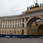 Восточное крыло здания Главного штаба Государственного Эрмитажа Санкт‑Петербург, Дворцовая площадь, 6-8. Приспособление под музейную функцию