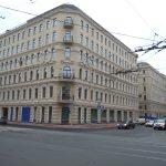 Жилой дом и бизнес-центр Санкт‑Петербург, Зоологический пер, 2-4. Строительство здания в исторической части города