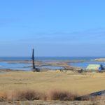 Крымский мост_армирование грунтов столбами из щебня