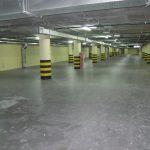 З-уровневый подземный паркинг под комплексом зданий на Зооологическом пер 2-4