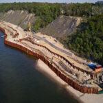 Геосинтетики в гидротехническом строительстве